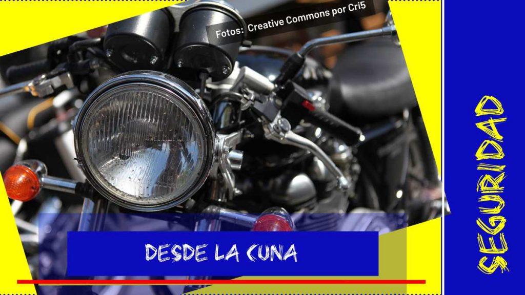 En qué cruces roban más con motos
