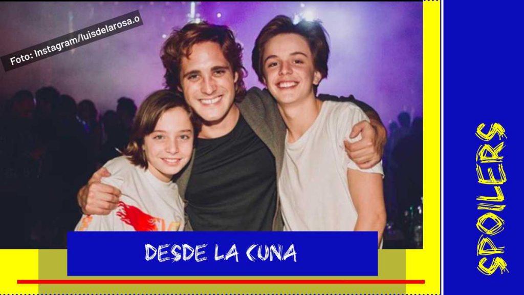 Quién es Luis Miguel en la serie