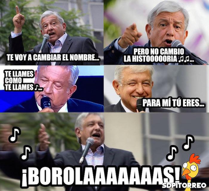 memes del comandante borolas