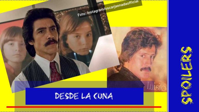 Quién es Luisito Rey en la serie de Luis Miguel