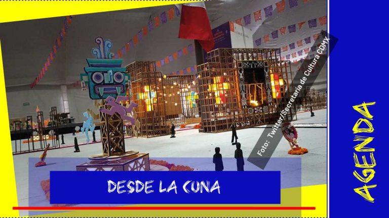 Actividades para festejar el Día de Muertos en la CDMX