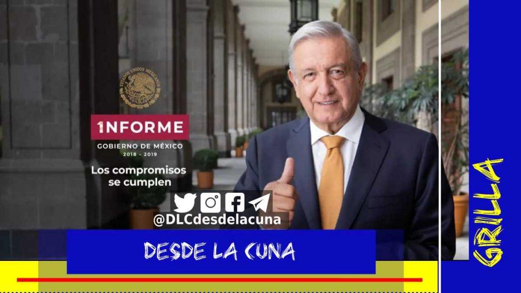 en vivo informe de gobierno amlo 2019