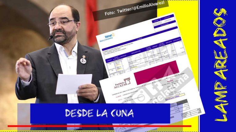 Senado da $1.5 millones a Álvarez Icaza; gasta en cafés, galletas, nueces…