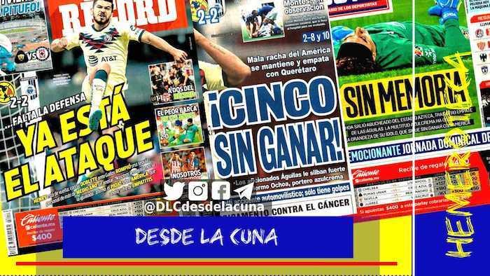 portadas de deportes 22 de septiembre