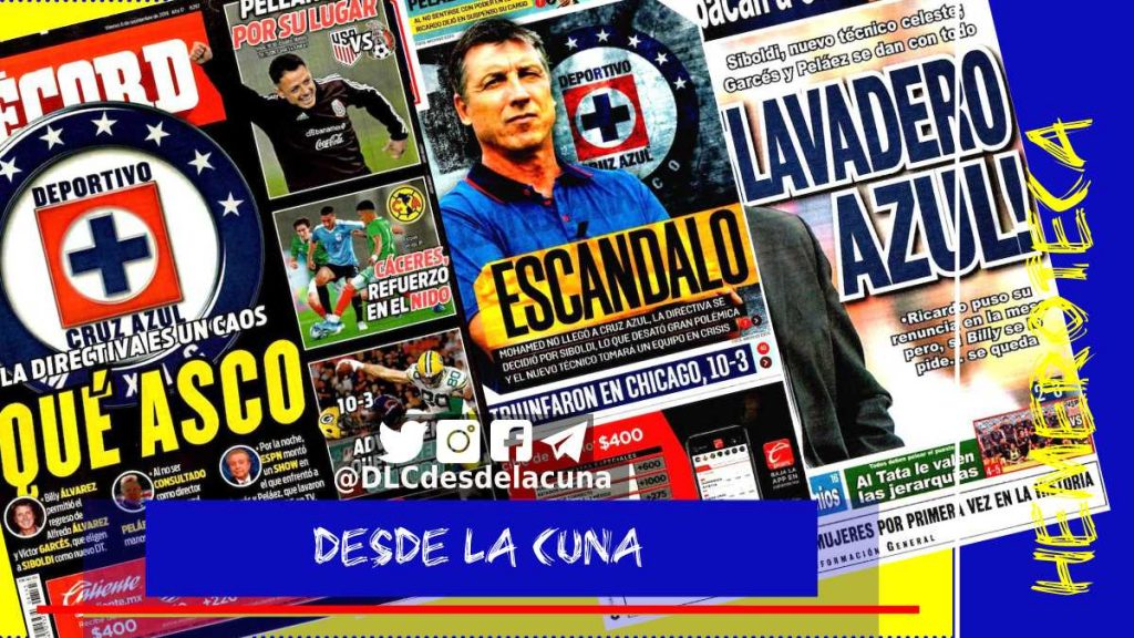 portadas de deportes 6 de septiembre