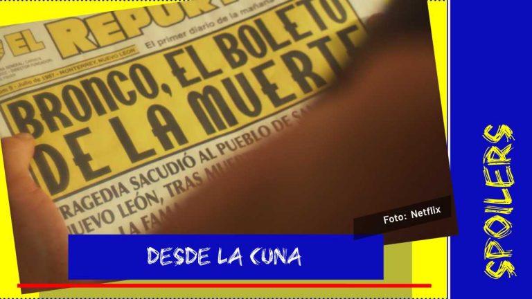 Serie Bronco | Cómo fue en la vida real el accidente en La Fama