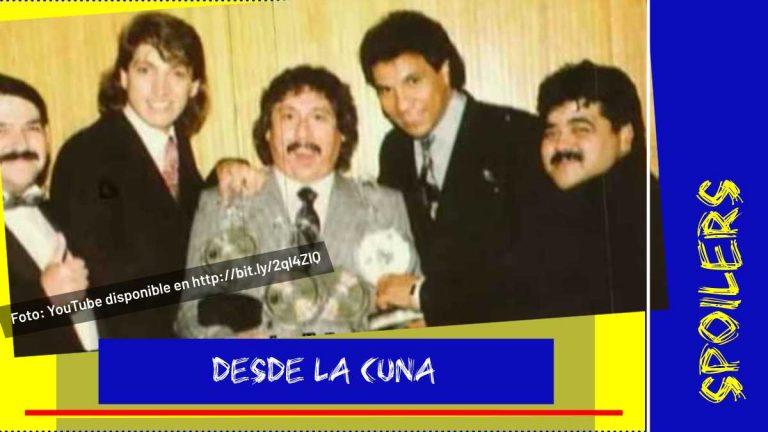 Quién es en la vida real Homero Hernández de la serie Bronco