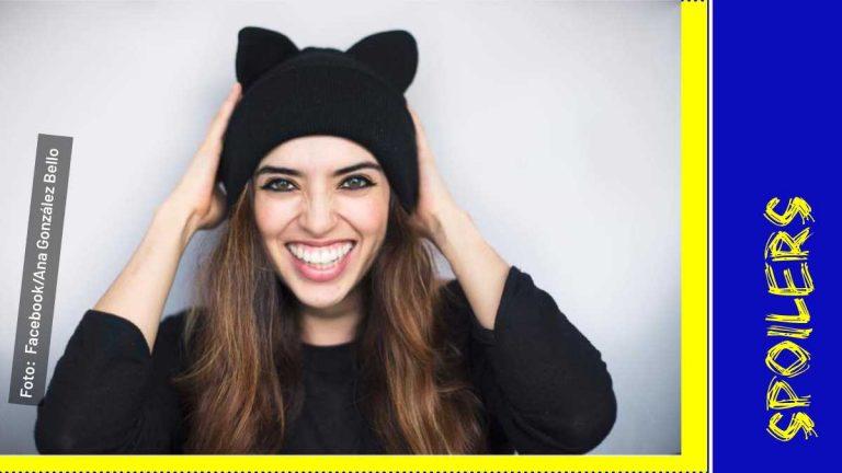 Ella es Ana Pau de la serie El Club en Netflix