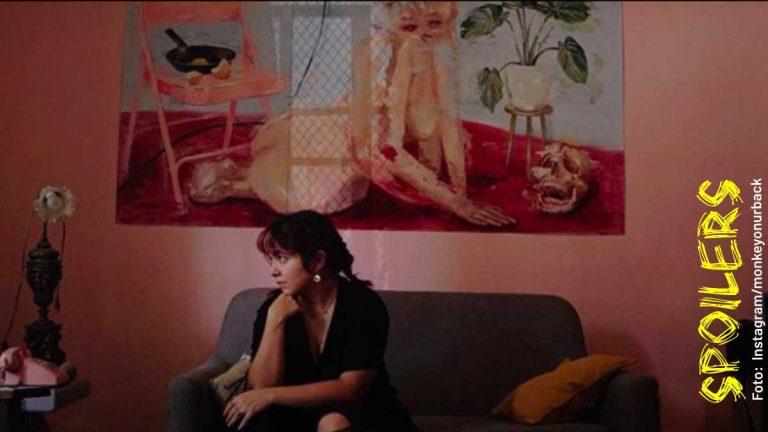 Ella es Camila Ibarra, creadora de El Club, serie de Netflix