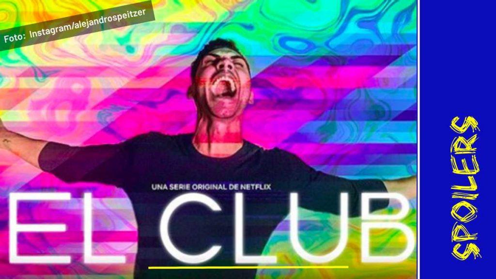 el club serie capítulos