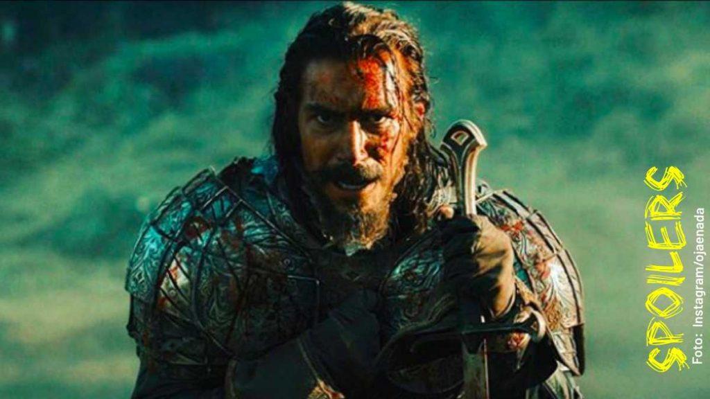 espada hernán cortés serie
