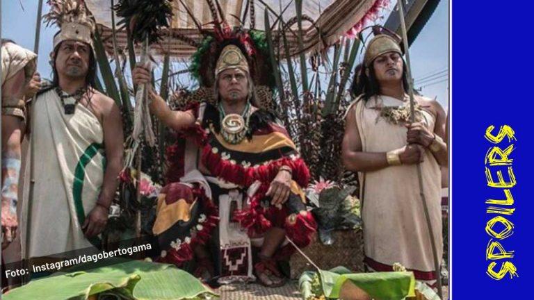 Quién es Moctezuma en la serie Hernán Cortés