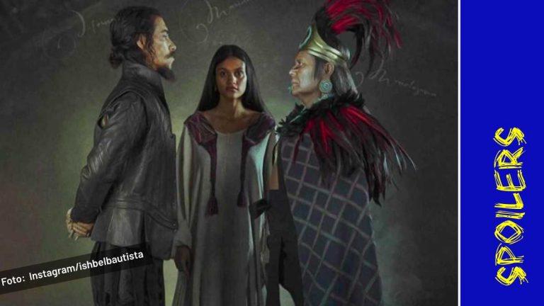 Quién es quién de la serie de Hernán Cortés