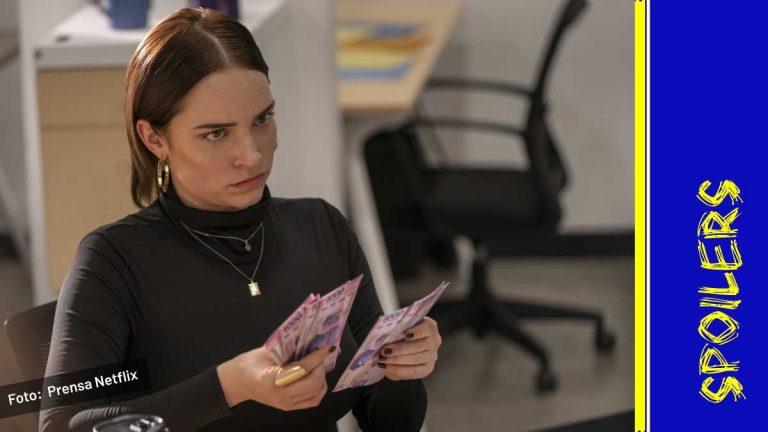 Ella es Sofía de la serie El Club en Netflix