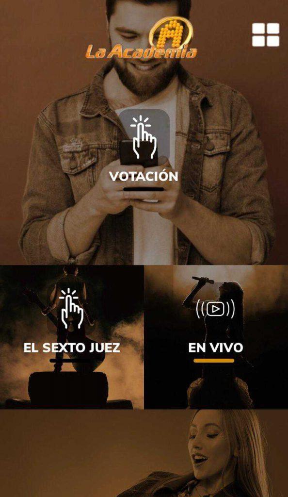 academia como votar