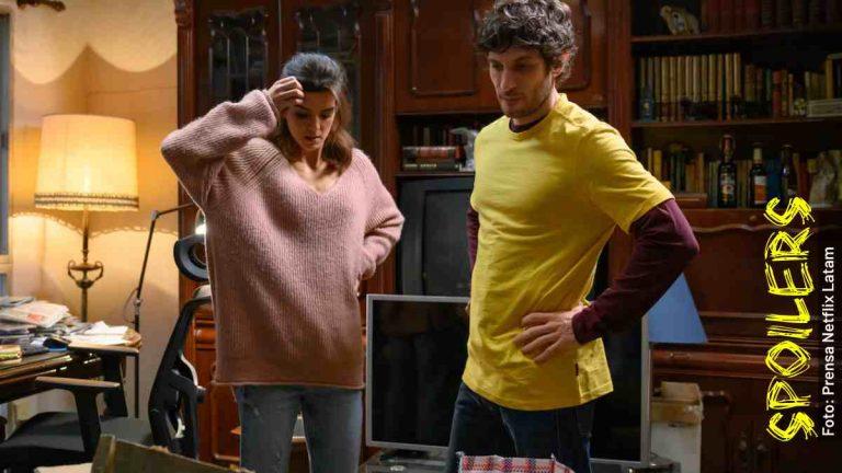 Quién es quién en El Vecino, serie española en Netflix