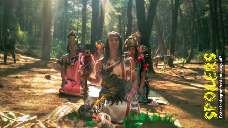 Quién es Cuitláhuac en la serie Hernán Cortés