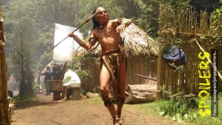 Quién es Xicoténcatl en la serie de Hernán Cortés