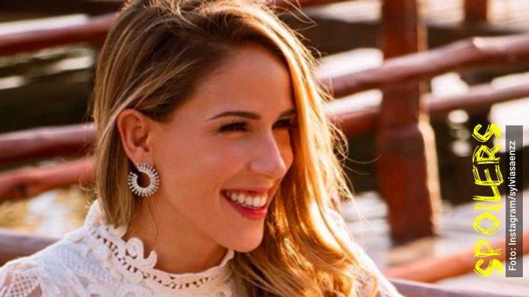 Ella es La Güera, la amiga de Anel en la serie de José José
