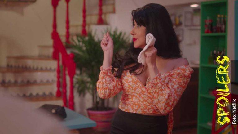 Ella es Laura en la película de Netflix sobre Pedro Infante
