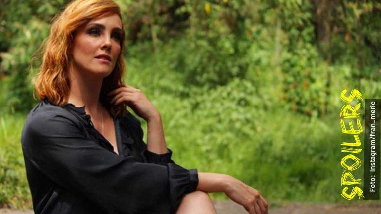Ella es Sandy, la esposa de Ramiro en la serie Bronco