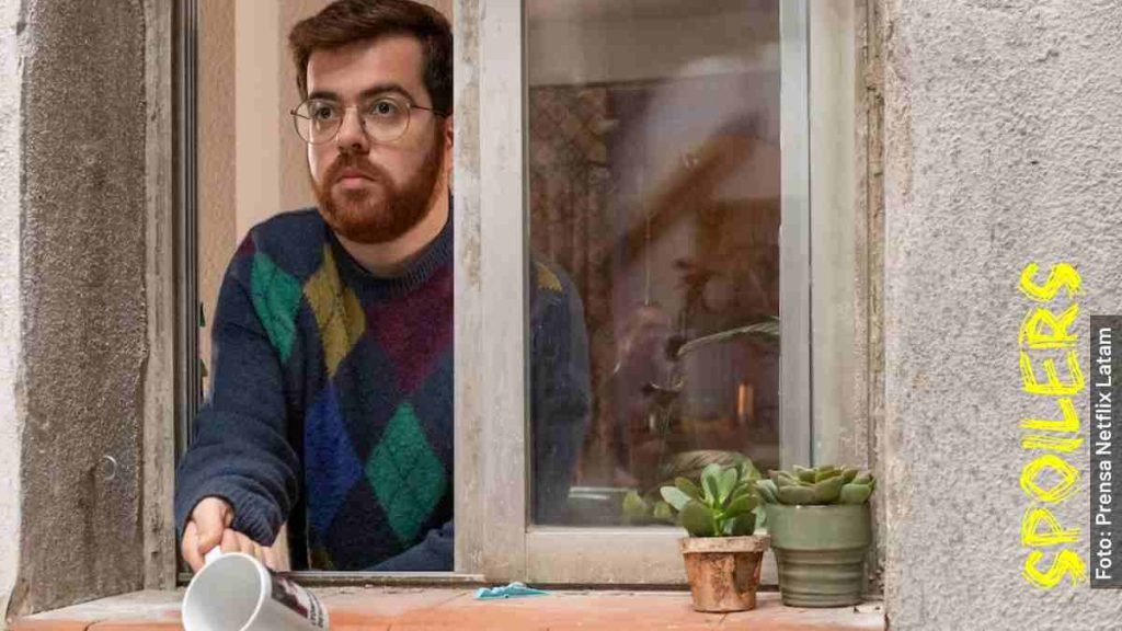 el vecino serie José Ramón