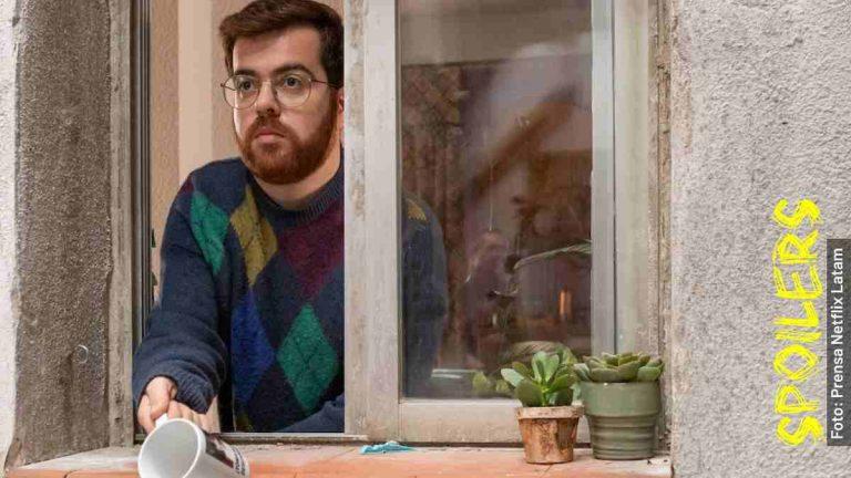 Quién es José Ramón en El Vecino, serie de Netflix