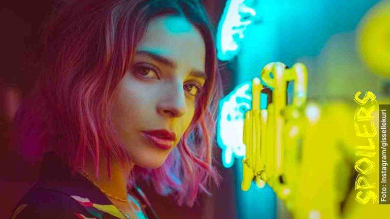 Ella es Nancy en Diablero, serie de Netflix