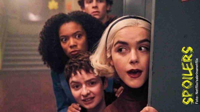 Este es el resumen de los capítulos de Sabrina, serie de Netflix