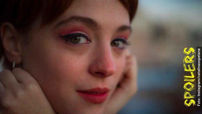 Ella es Julia en El Vecino, serie de Netflix