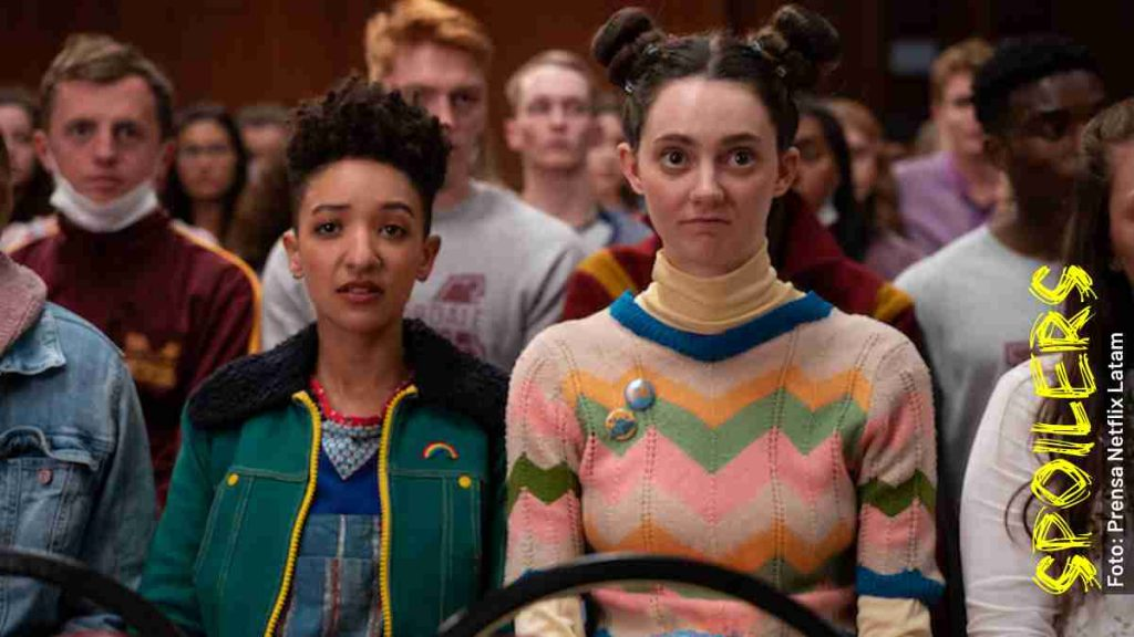 sex education segunda temporada personajes