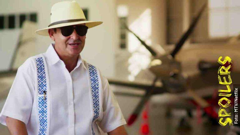 Quién es Giorgio de Palazuelos Mi Rey, reality show en Netflix