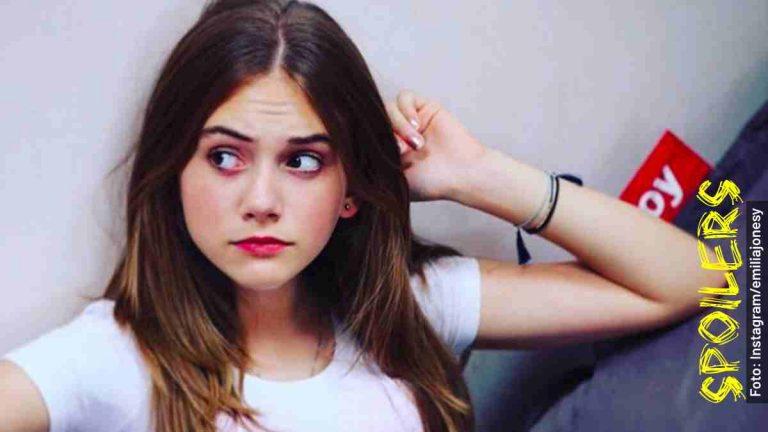 Ella es Kinsey en Locke & Key, serie de Netflix