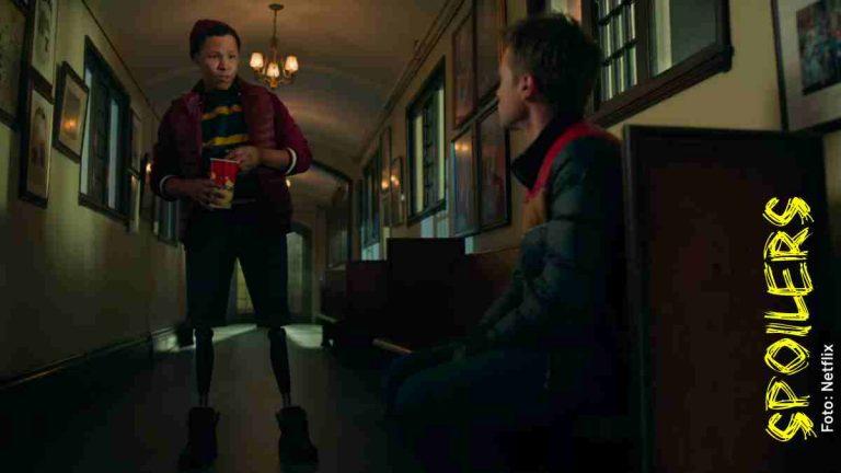 Quién es Logan, el joven sin piernas en Locke & Key, serie de Netflix