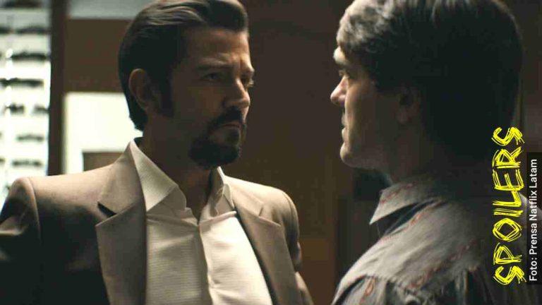 Quién es quién en la segunda temporada de Narcos México, serie de Netflix