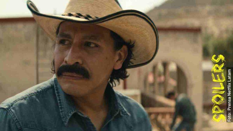 Quién es Pablo Acosta en Narcos México, serie de Netflix