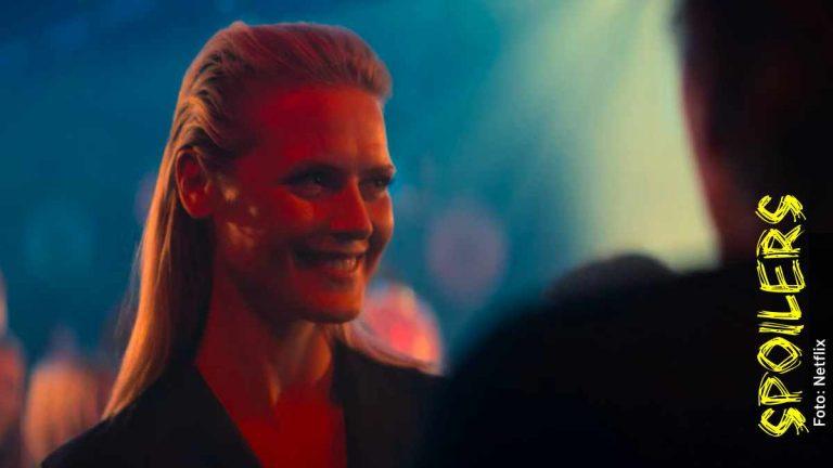 Ella es Ran Jutul en Ragnarök, serie de Netflix