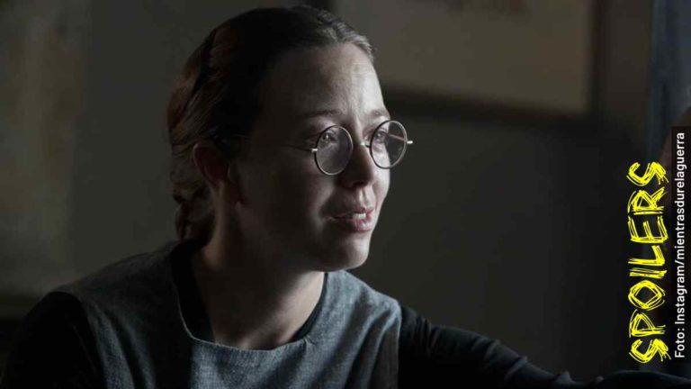 Ella es la inspectora en Élite, serie de Netflix