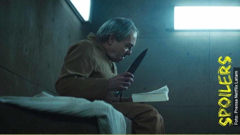Quién es quién en El Hoyo, película española en Netflix