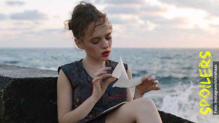 Ella es Esther Shapiro, Esty en Poco Ortodoxa, serie de Netflix