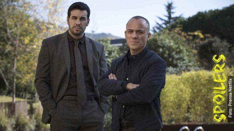 Quién es quién en Hogar, película española en Netflix