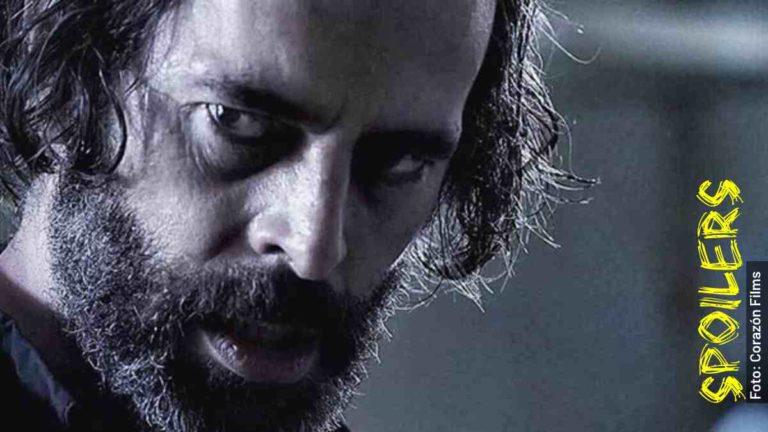 Quién es quién en La Marca del Demonio, película mexicana en Netflix