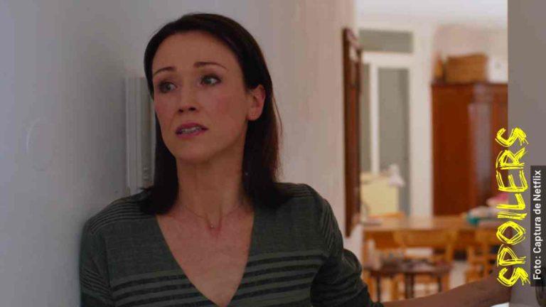 Ella es Leah, mamá de Esty en Poco Ortodoxa, serie de Netflix