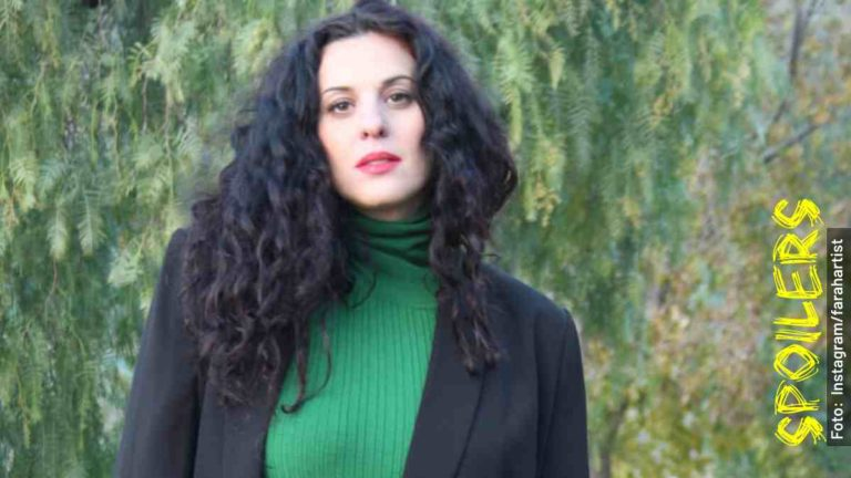 Ella es Imán, mamá de Nadia en Élite, serie de Netflix