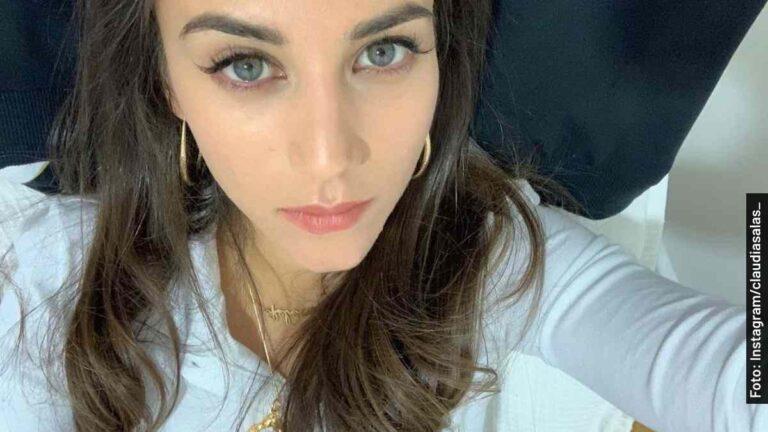 Ella es Claudia Salas, Rebeka en Élite, serie española de Netflix