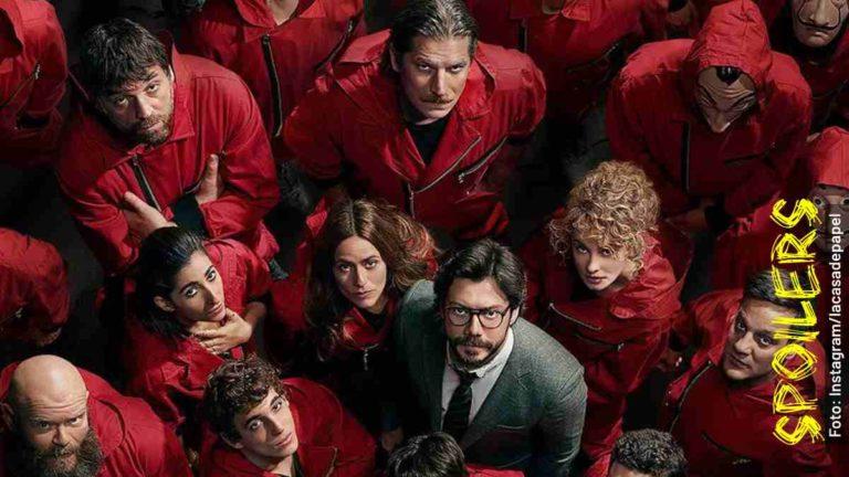 Quién es Germán en La Casa de Papel, serie de Netflix