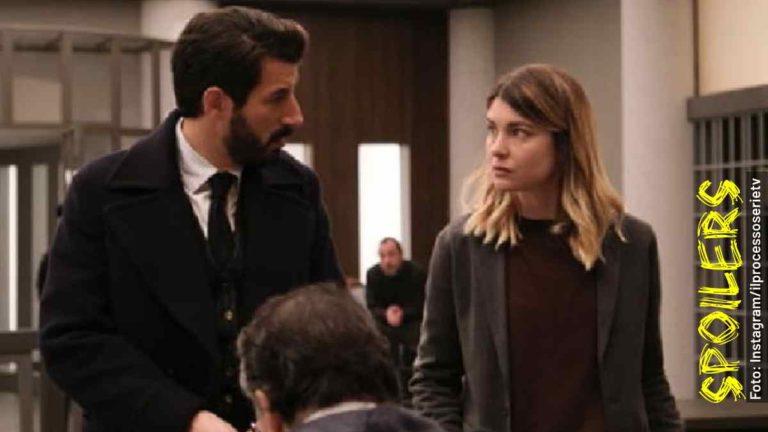 Quién es quién en El Juicio, serie italiana de Netflix