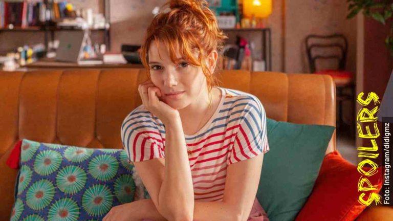 Ella es Tatiana, esposa de Berlín en La Casa de Papel, serie de Netflix