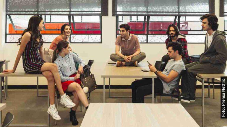 Aquí es el Colegio Nacional, donde se filmó Control Z, serie de Netflix