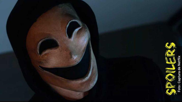 Quién es el hacker en Control Z, serie mexicana de Netflix